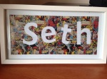 Seth marvel plaque