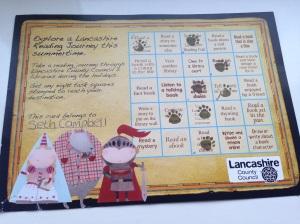 Lancashire Reading Journey