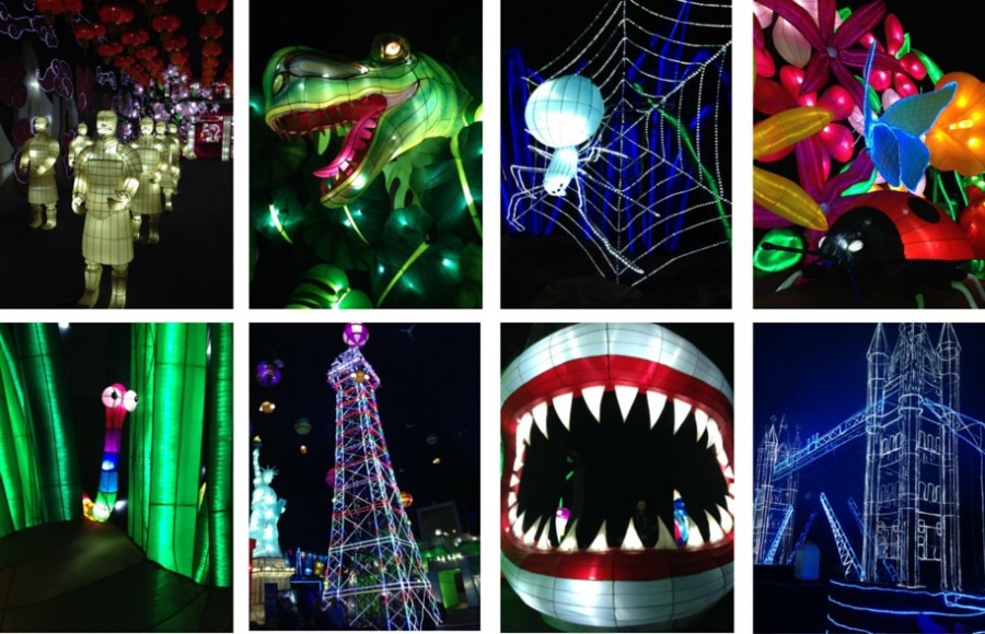 Blackpool illuminasia