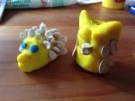 Play-doh animals